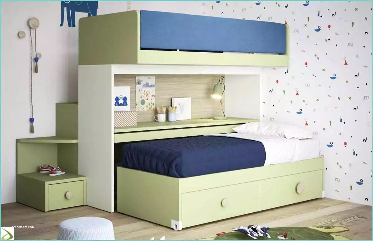 Letti A Castello A Scomparsa Ikea Immagine Letto A