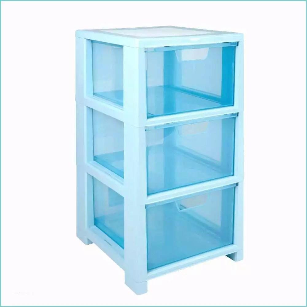 tour de rangement plastique 5 tiroirs