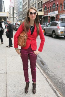 Checkout the rest in Color-block Suiting,