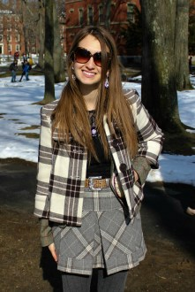 The New York Times - Fashion & Style | Street Style: Plaid