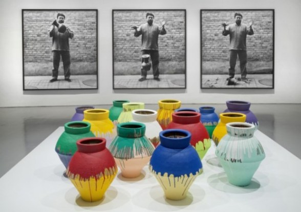 PAMM: Ai Weiwei's Inaugural exhibit, According to What? (2012)