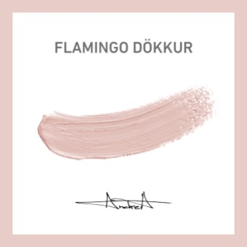 Andrea-flamingo-dokkur