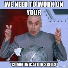 MEME - communication skills