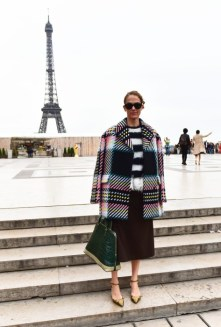 #PFW: Street Style Day 7