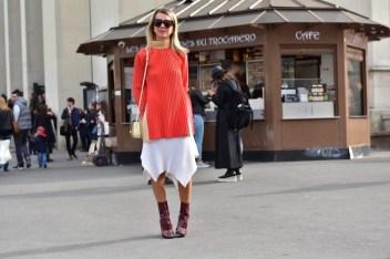 #PFW: Street Style Day 5