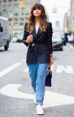 pinstripe-blazer-rolled-boyfriend-jeans-adidas-sneakers-white-sneakers-fall-work-outfit-top-handle-bag-via-style-du-monde