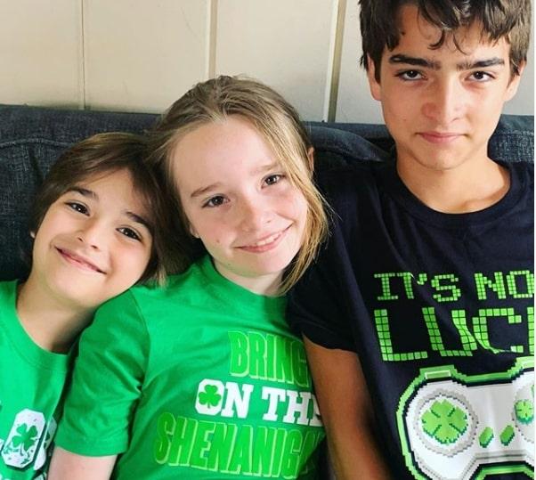 Elias Harger siblings