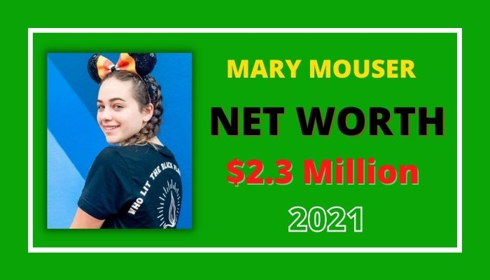 Mary Mouser Net Worth