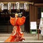 豊国神社例祭・献茶祭