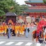 京都 時代祭のコース