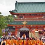 時代祭 京都の町に広がる時代絵巻