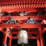 京都 清水寺除夜の鐘