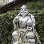京都の年始は幸運をもたらす都七福神めぐり