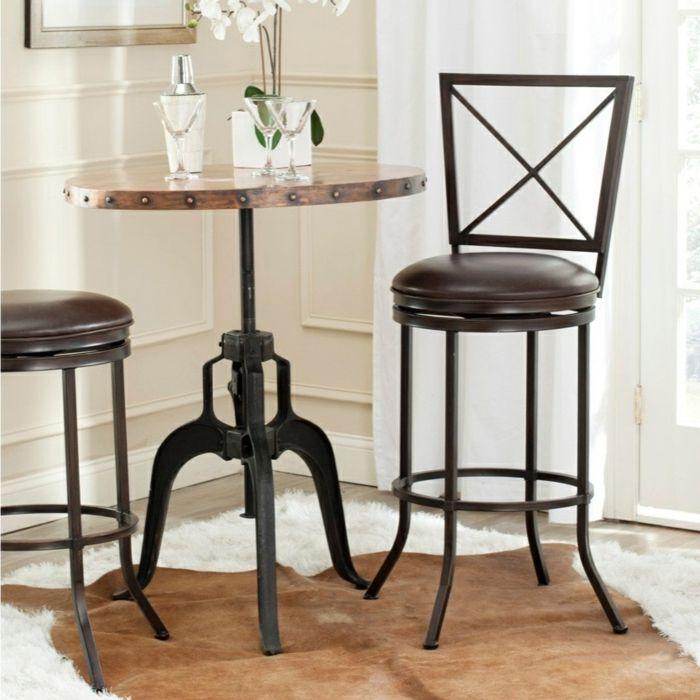 Stilvolle Sitzmöbel für die Küche – der Barhocker ...