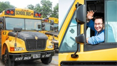 School Bus Drivers Needed At Living Sky School Division No.202 Canada