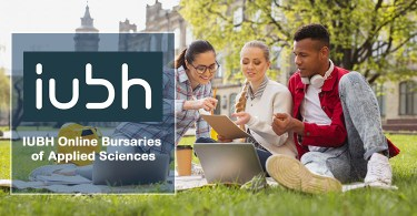 85% Scholarship for Online programs at IUBH University of Applied Sciences, Germany