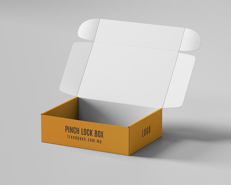 Pinch Lock Box