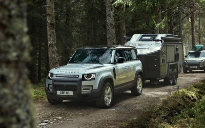 2020 Land Rover Defender USA Redesign