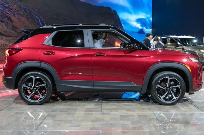 All New 2021 Chevy Trailblazer Redesign