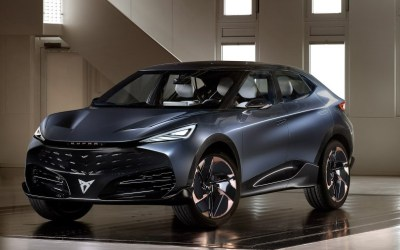 New 2020 Electric Cupra Tavascan Concept