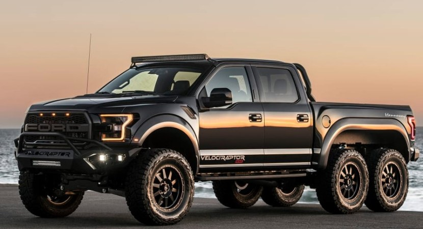 2021 Ford Ranger Raptor Redesign