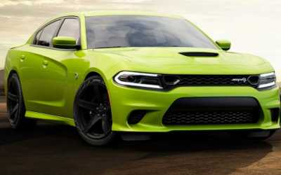 2023 Dodge Charger Redesign Exterior