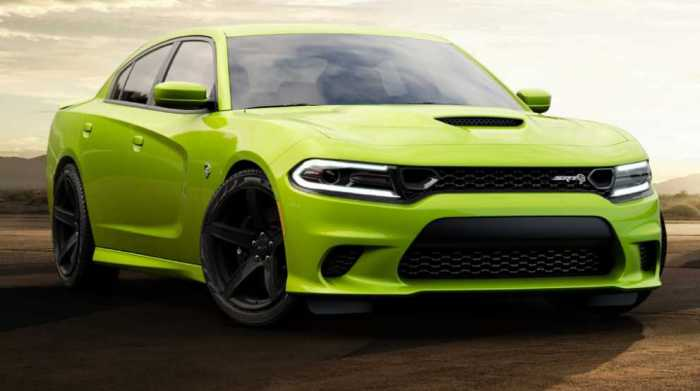 2023 Dodge Charger Redesign
