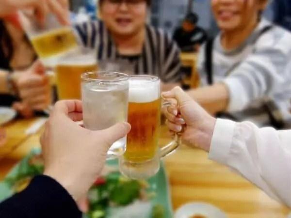 機会飲酒 とは 効果 意味