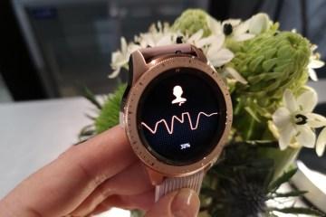 Samsung Galaxy Watch, el smartwatch sin móvil que mide tu estrés