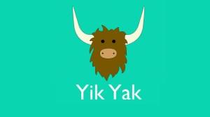 YikYak Logo.