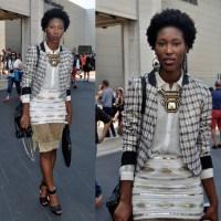 New York Fashion Week Spring/Summer 2013 Street Style
