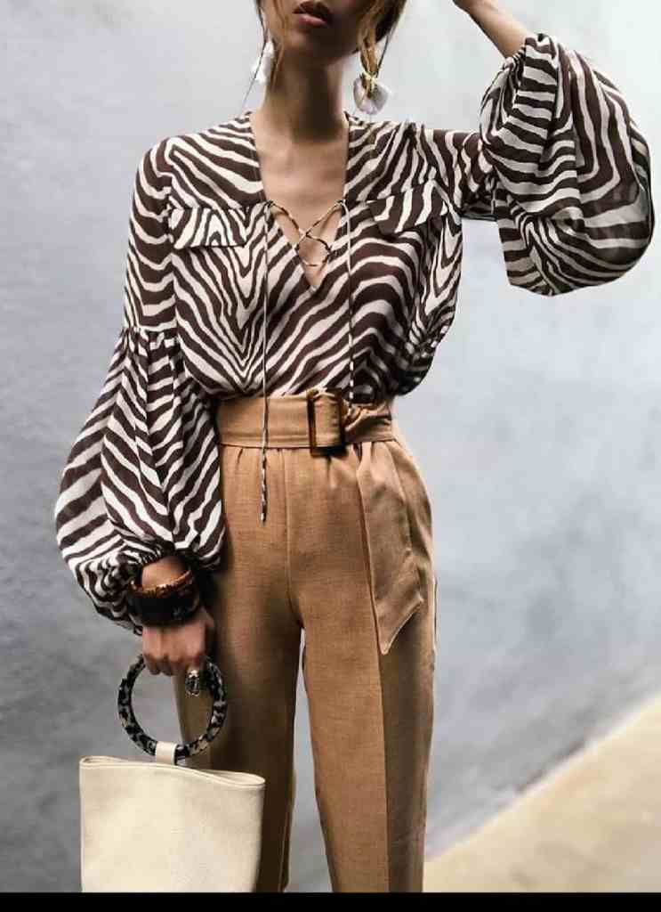 7 2020 fashion trends you should add to closet-Zebra prints