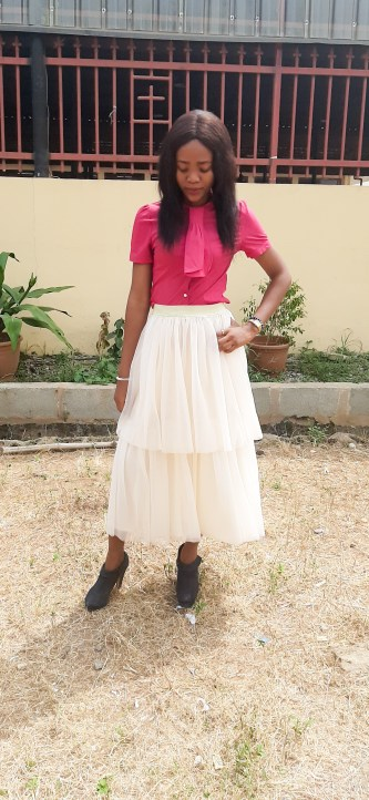 10 Style tips on how to wear tulle skirt