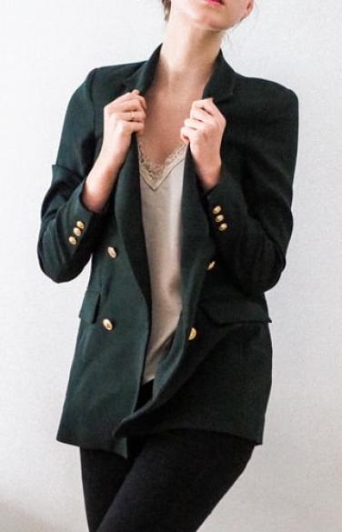 6 Work from home outfit ideas: Style tips-Blazer