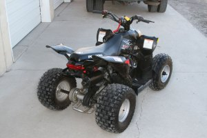 2007 Polaris Outlaw 90  Trendsetters Powersports