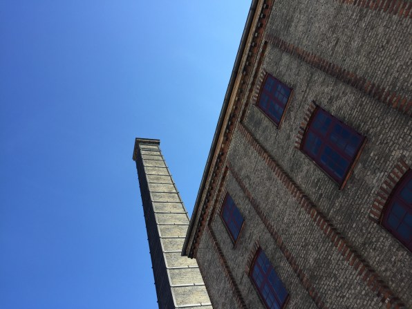 Carlsberg factory - Copenhagen, Denmark