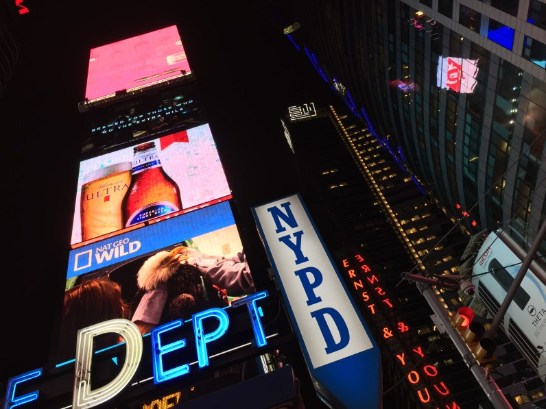 Time Square - NYC, USA