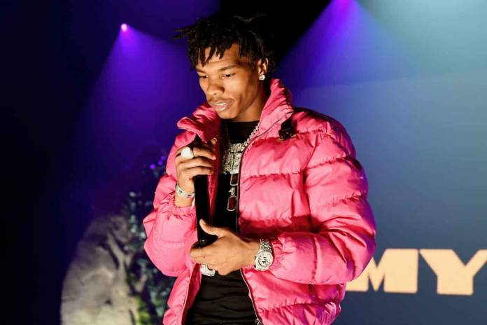 Lil Baby Changes Locations after his address leaked