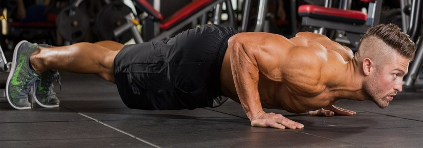 press ups for body fitness