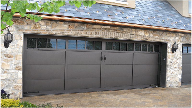 garage door from squeaking