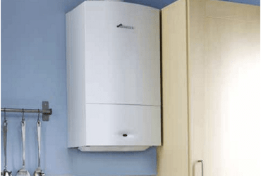 Boilers energy efficiency of the system.