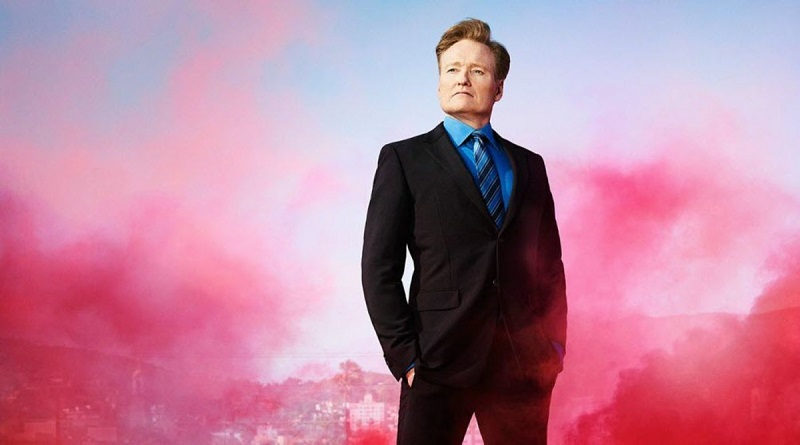 Conan O'Brien Height