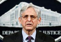 Attorney General Garland Defend Decision
