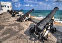Tourist sites in Cape Coast