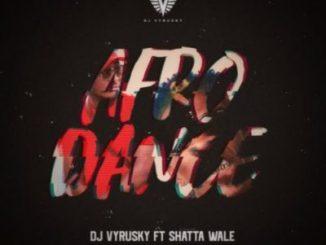 DJ Vyrusky Afro Dance Mp3 Music Download