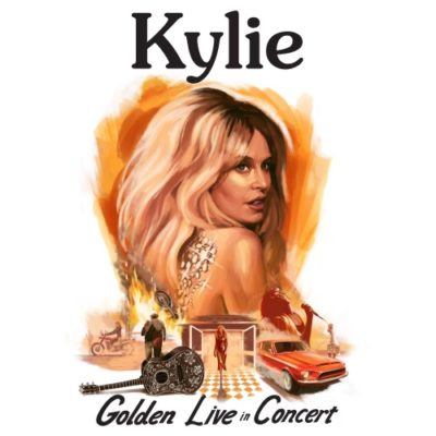 Kylie Minogue Golden: Live in Concert Full Album Zip Download Complete Tracklist Stream