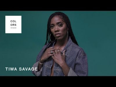 Download Tiwa Savage Attention Mp4 Music Video Live At Colors Stream
