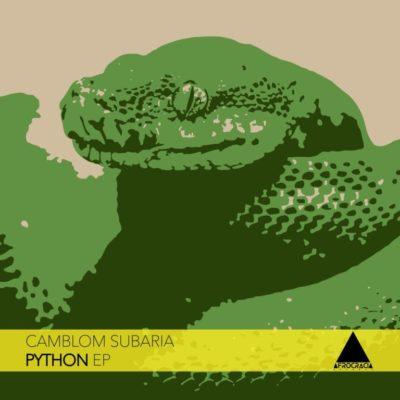 Camblom Subaria Python Full EP Zip Download & Complete Tracklist