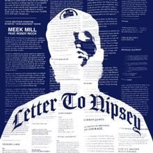 Meek Mill Letter to Nipsey Lyrics Mp3 Download