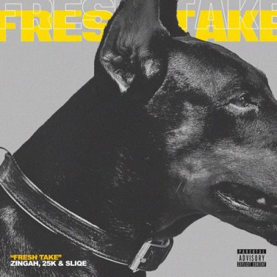 Zingah Fresh Take Mp3 Music Download feat 25K & DJ Sliqe